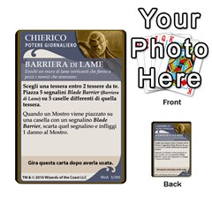 Wrath Of The Ashardalon Ita Deck 1 By Rolli   Multi Purpose Cards (rectangle)   Wuedjbx0vcup   Www Artscow Com Front 5