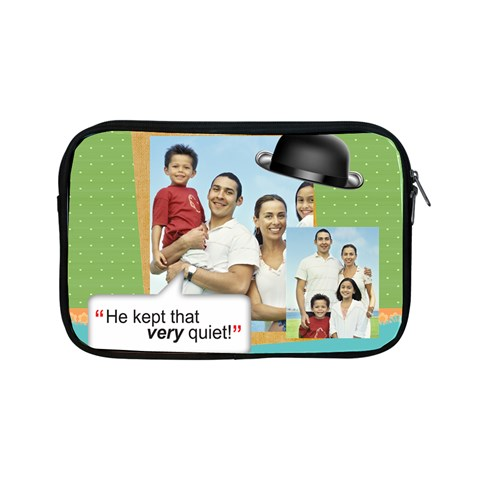 Fathers Day By Dad   Apple Ipad Mini Zipper Case   03bw6e7z8z6i   Www Artscow Com Front