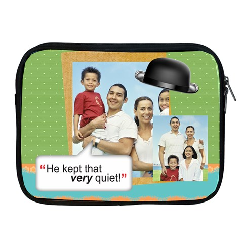 Fathers Day By Dad   Apple Ipad Zipper Case   Sfrl5yiao8i9   Www Artscow Com Front