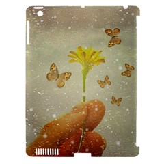 Butterflies Charmer Apple Ipad 3/4 Hardshell Case (compatible With Smart Cover) by dflcprints