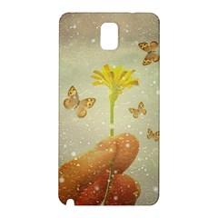 Butterflies Charmer Samsung Galaxy Note 3 N9005 Hardshell Back Case