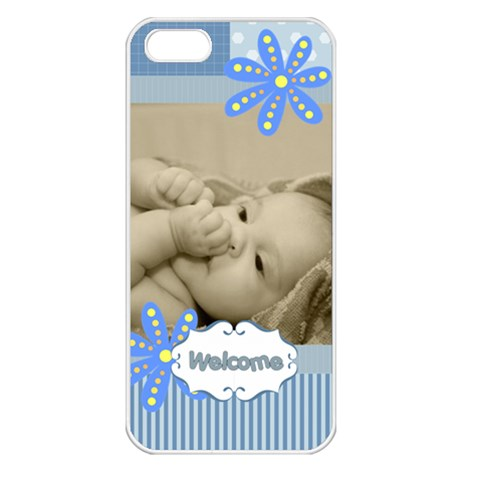 Baby By Baby   Apple Iphone 5 Seamless Case (white)   H7mx4fsh84kf   Www Artscow Com Front