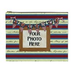 Celebrate America XL Cosmetic Bag - Cosmetic Bag (XL)