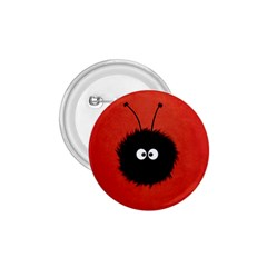 Red Cute Dazzled Bug 1 75  Button by CreaturesStore