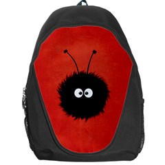 Red Cute Dazzled Bug Backpack Bag by CreaturesStore