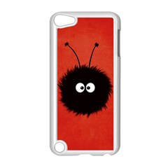 Red Cute Dazzled Bug Apple Ipod Touch 5 Case (white)