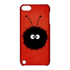 Red Cute Dazzled Bug Apple Ipod Touch 5 Hardshell Case With Stand by CreaturesStore