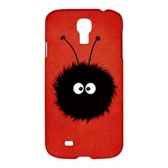 Red Cute Dazzled Bug Samsung Galaxy S4 I9500/i9505 Hardshell Case by CreaturesStore