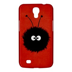 Red Cute Dazzled Bug Samsung Galaxy Mega 6 3  I9200 Hardshell Case by CreaturesStore