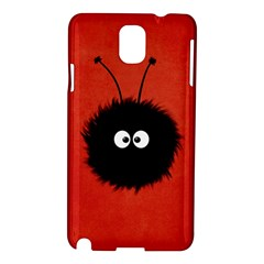 Red Cute Dazzled Bug Samsung Galaxy Note 3 N9005 Hardshell Case by CreaturesStore