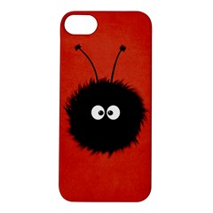 Red Cute Dazzled Bug Apple Iphone 5s Hardshell Case by CreaturesStore