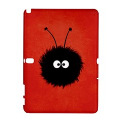Red Cute Dazzled Bug Samsung Galaxy Note 10 1 (p600) Hardshell Case by CreaturesStore
