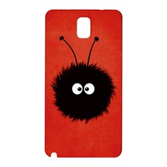 Red Cute Dazzled Bug Samsung Galaxy Note 3 N9005 Hardshell Back Case by CreaturesStore