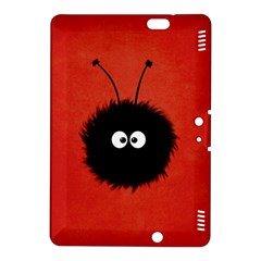 Red Cute Dazzled Bug Kindle Fire Hdx 8 9  Hardshell Case by CreaturesStore