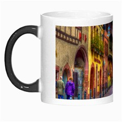 Alsace France Morph Mug by StuffOrSomething