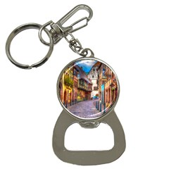 Alsace France Bottle Opener Key Chain by StuffOrSomething
