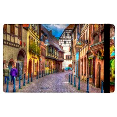 Alsace France Apple Ipad 2 Flip Case by StuffOrSomething