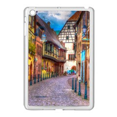Alsace France Apple Ipad Mini Case (white) by StuffOrSomething