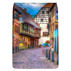 Alsace France Removable Flap Cover (small) by StuffOrSomething