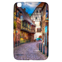 Alsace France Samsung Galaxy Tab 3 (8 ) T3100 Hardshell Case  by StuffOrSomething