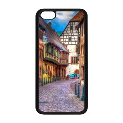 Alsace France Apple Iphone 5c Seamless Case (black) by StuffOrSomething