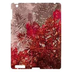 Decorative Flowers Collage Apple Ipad 3/4 Hardshell Case by dflcprints