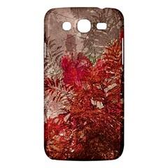 Decorative Flowers Collage Samsung Galaxy Mega 5 8 I9152 Hardshell Case