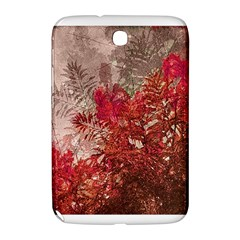Decorative Flowers Collage Samsung Galaxy Note 8 0 N5100 Hardshell Case  by dflcprints