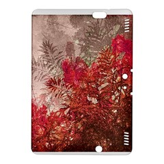 Decorative Flowers Collage Kindle Fire Hdx 8 9  Hardshell Case by dflcprints
