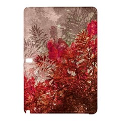Decorative Flowers Collage Samsung Galaxy Tab Pro 12 2 Hardshell Case by dflcprints