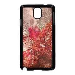Decorative Flowers Collage Samsung Galaxy Note 3 Neo Hardshell Case (black) by dflcprints