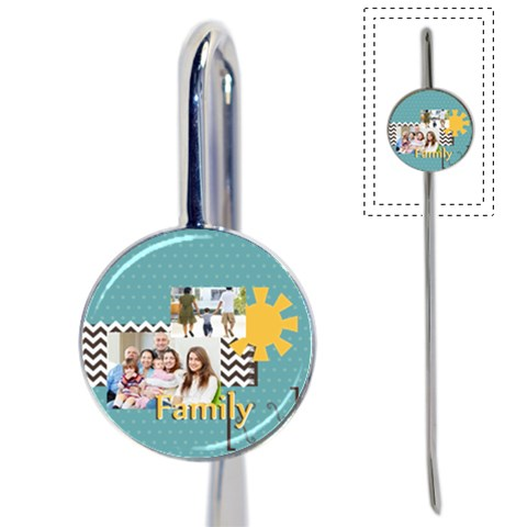 Family By Family   Book Mark   Ya359vcajjt3   Www Artscow Com Front