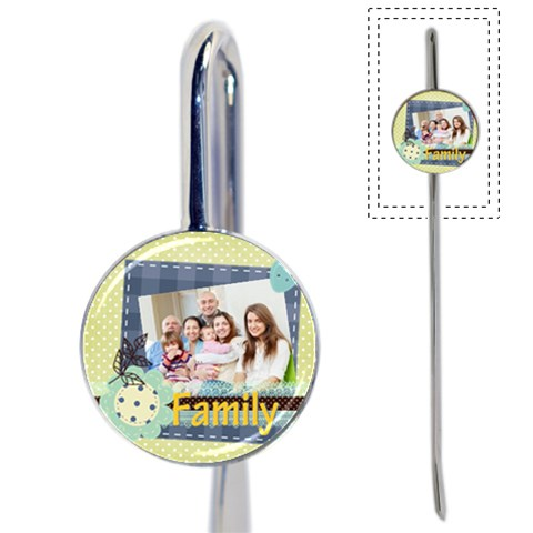 Family By Family   Book Mark   B0mnvkizb2ig   Www Artscow Com Front