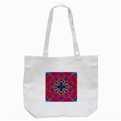 Mandala Tote Bag (white)