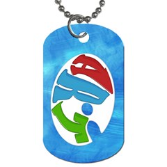 Artist Dog Tag 2 Sided 1 By Lisa Minor   Dog Tag (two Sides)   08r04lh6i84i   Www Artscow Com Back