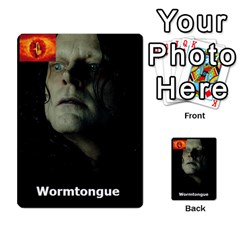 Resistance Lotr By Thebishop777   Multi Purpose Cards (rectangle)   Wf5k50gmgoun   Www Artscow Com Front 12