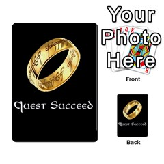 Resistance Lotr By Thebishop777   Multi Purpose Cards (rectangle)   Wf5k50gmgoun   Www Artscow Com Front 15