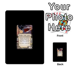 Resistance Lotr By Thebishop777   Multi Purpose Cards (rectangle)   Wf5k50gmgoun   Www Artscow Com Front 49