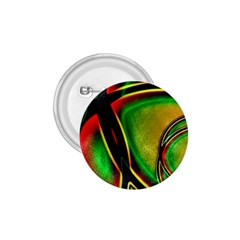Multicolored Modern Abstract Design 1 75  Button