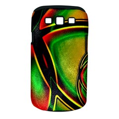 Multicolored Modern Abstract Design Samsung Galaxy S Iii Classic Hardshell Case (pc+silicone) by dflcprints