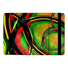 Multicolored Modern Abstract Design Samsung Galaxy Tab Pro 10 1  Flip Case by dflcprints