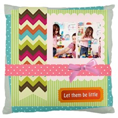Kids By Kids   Large Cushion Case (two Sides)   Nh6snmi4mgvv   Www Artscow Com Front