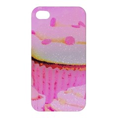 Cupcakes Covered In Sparkly Sugar Apple Iphone 4/4s Premium Hardshell Case by StuffOrSomething