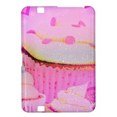 Cupcakes Covered In Sparkly Sugar Kindle Fire Hd 8 9  Hardshell Case by StuffOrSomething