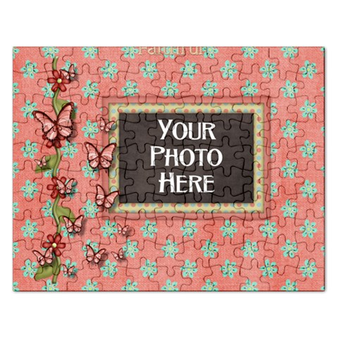 April 365 Puzzle 1 By Lisa Minor   Jigsaw Puzzle (rectangular)   Cwxfse5r5n50   Www Artscow Com Front