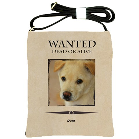 Wanted By Divad Brown Front