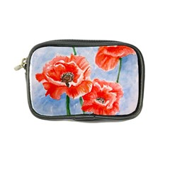 Poppies Coin Purse