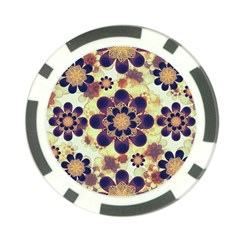 Luxury Decorative Symbols  Poker Chip by dflcprints