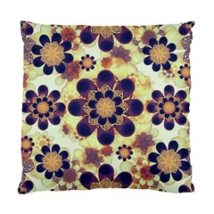 Luxury Decorative Symbols  Cushion Case (single Sided)  by dflcprints