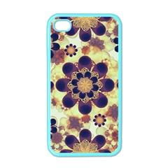 Luxury Decorative Symbols  Apple Iphone 4 Case (color) by dflcprints